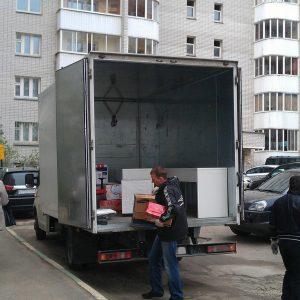 Грузоперевозка вещей  - квартирный переезд