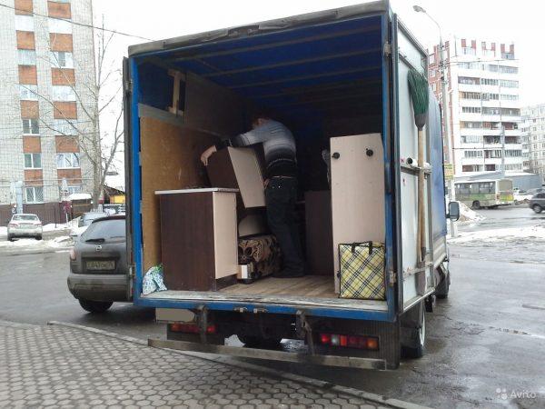Перевозим офис в Москве