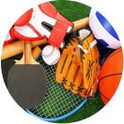 Спорттовары и спротинвентарь