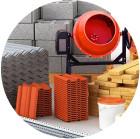 Строительное оборудование и материалы