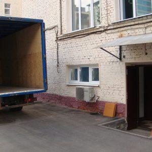 Офисный переезд в Москве