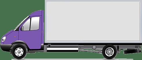 Газель удлиненная 4 м. Длина - 4,2м, Ширина -1,98м